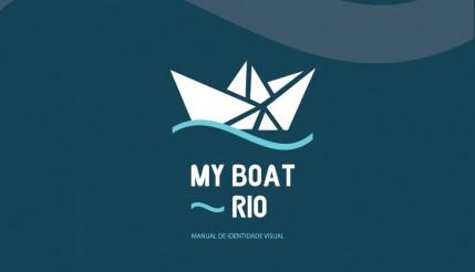 My Boat ~ Rio