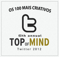 Sigladesign no Top of Mind 2012