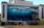 Ilusionismo impressionante nos muros grafitados por John Pugh