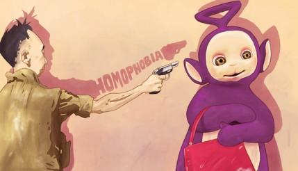 Ilustrações chocantes para criticar a sociedade