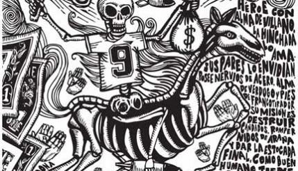 A Mitologia do futebol ilustrada